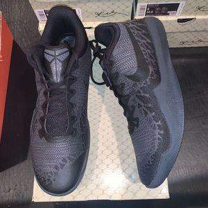 Nike Kobe mamba all black, brand new